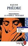 Phèdre (Edition pédagogique) by Jean Racine (2016-06-08) - Le Livre de Poche - 08/06/2016