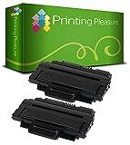 2 Toner Compatibili Cartuccia Laser per Samsung ProXpress SL-M3320 M3320ND M3370FD M3820 M3820ND M3820DW M3870 M3870FD M3870FW M4020 M4020ND M4020NX M4070 M4070FR - Nero, Alta Resa (5000 Pagine)