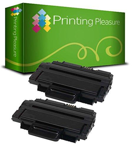 2er Set ML-D2850B Premium Toner Schwarz kompatibel für Samsung ML-2850, ML-2850D, ML-2850ND, ML-2851ND