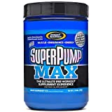 Gaspari Nutrition SuperPump MAX, 1.41 Lbs 40 Servings Raspberry Lemonade Flavour