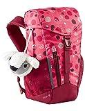 Vaude 15485 Kinder Ayla 6 Rucksäcke5-9L, Bright pink/Cranberry, Einheitsgröße*