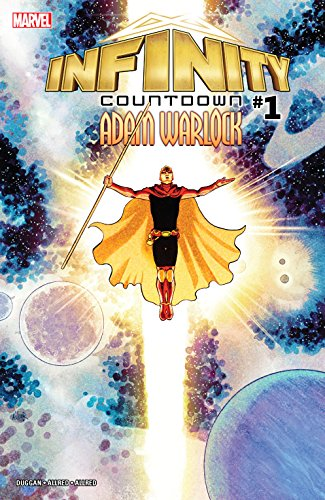 Infinity Countdown: Adam Warlock (2018) #1 (English Edition)