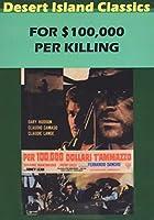 For $100,000 Per Killing [DVD] [Import]