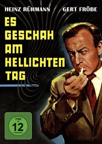 Es geschah am hellichten Tag [Alemania] [DVD]