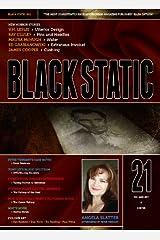 Black Static #21 (Black Static Magazine) Kindle Edition