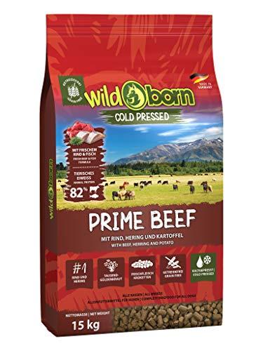 Wildborn Prime Beef...