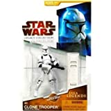 STAR WARS 2009 SL04 Clone Trooper - FIG 10 cm