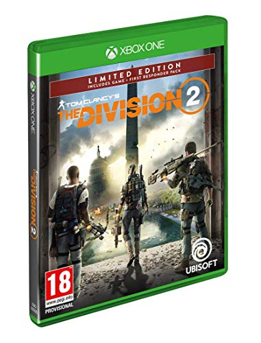 The Division 2 - Limited Edition [Esclusiva Amazon] - Xbox One