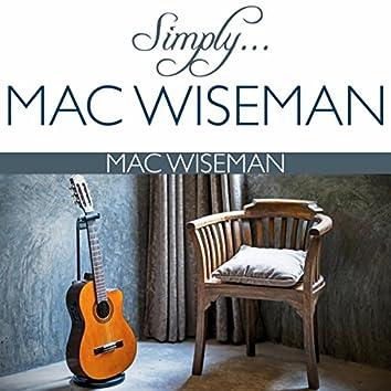 Simply¿Mac Wiseman