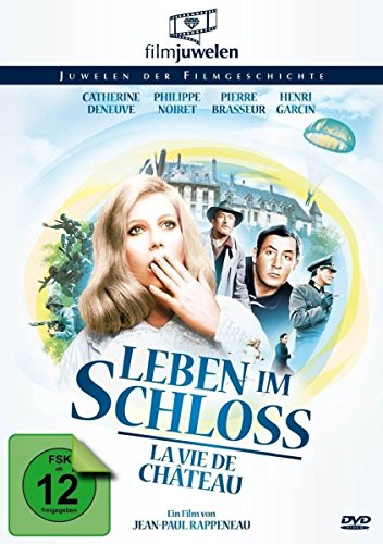 """Leben im Schloss - La vie de Château (Vorgeschichte zu \""""Die große Sause\"""") - Filmjuwelen [DVD]"""