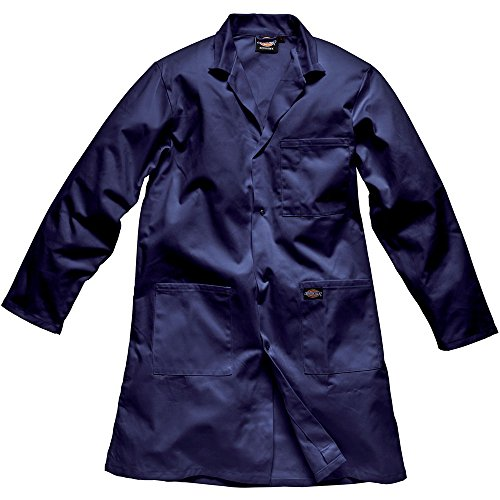 Price comparison product image Dickies Redhawk Warehouse Coat / Mens Workwear (S) (Navy Blue)