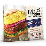 Dr. Praeger's, All American Veggie Burger, 4 Ounce, 2 Count