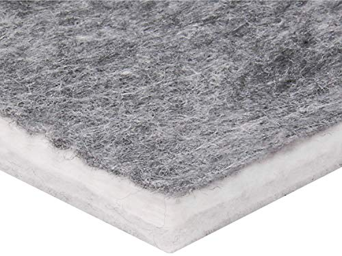 Design Engineering 050111 Under Carpet Lite Sound Absorption and Insulation, 48