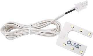 Symaskinsljus, 0,3 W 5 V U-formad magnetisk skrivbordslampa med 6-delad LED-pärla för arbetsbordstillbehör
