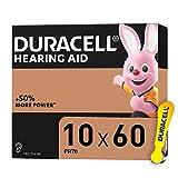 Duracell Hörgerätebatterien Größe 10, 60er...