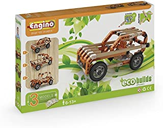 Engino-ECO OFFROADERS 3IN1 - V