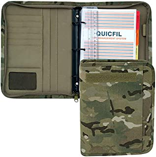 Mercury Tactical Gear Large Multicam Padfolio Ring Binder (MRC8615-MUL)