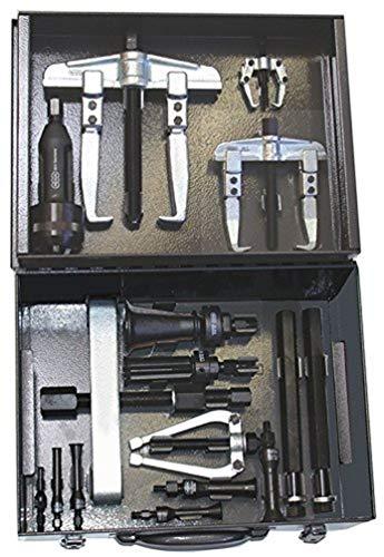 KS Tools - Extractor mecánico (10-115 mm, 14 piezas, en maletín)