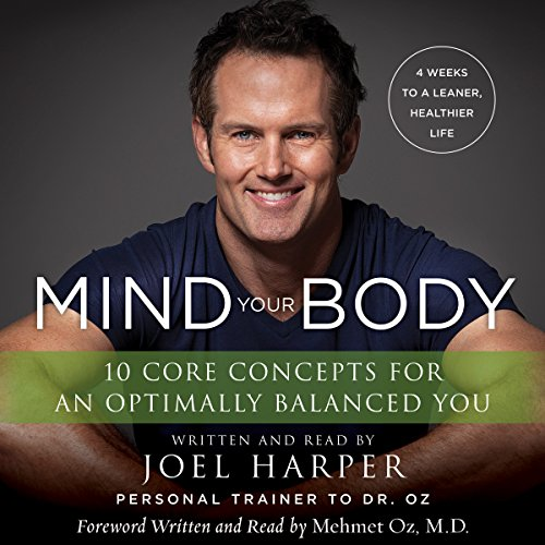 Mind Your Body audiobook cover art
