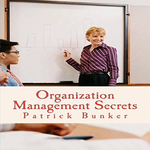 Organization Management Secrets Titelbild