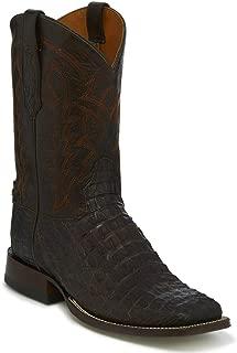 tony lama caiman boots square toe