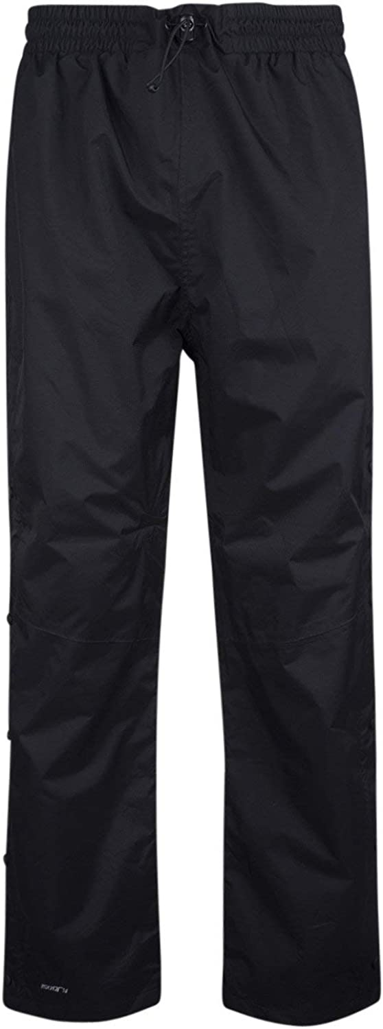 Mountain Warehouse Downpour Mens Waterproof Breat - Overtrousers Oklahoma City Max 86% OFF Mall