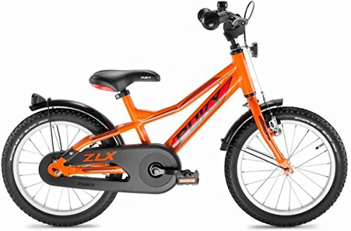 Puky 4272 - ZLX 16-1 Alu - Kinderfahrrad orange
