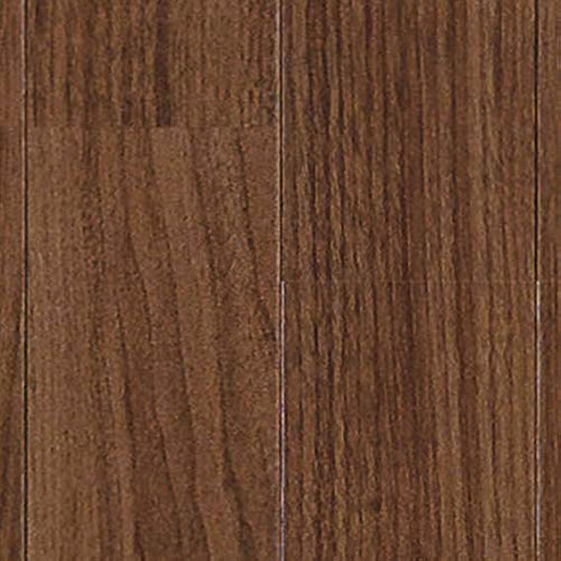 組み合わせる国民旋回クッションフロア ウォールナット 切売り sincf-wallnat-182 (Sin) 182cm幅×5m E2204 (ダークブラウン) 木目 ブラウン 茶色 日本製