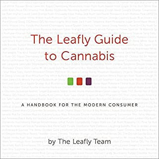 The Leafly Guide to Cannabis audiobook cover art