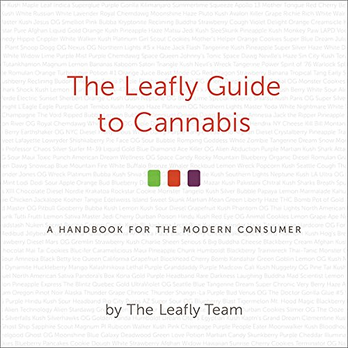 The Leafly Guide to Cannabis cover art