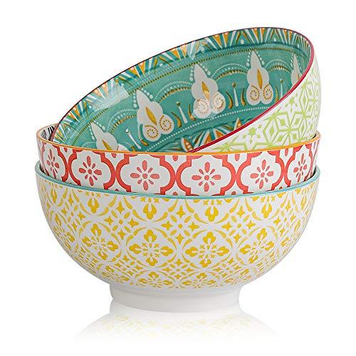 Ensaladera Porcelana Grande Marca AHX
