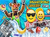Real Life Animatronics Grocery Store