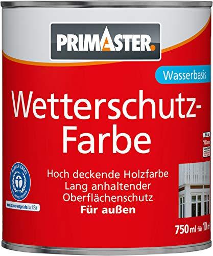 Primaster Wetterschutzfarbe SF771 10 m² 750 ml