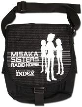 رائعة جذاب من Eastern Entertainment معينة مؤشر misaka والأخوات حقيبة كتف