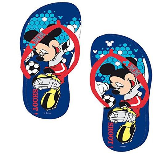 Disney Mickey Mouse Sandalen (Bitte die Größe per E-Mail mitteilen)
