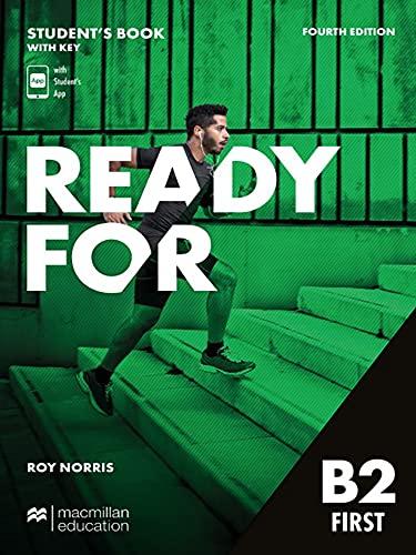 Ready for first. B2. Workbook. Without key. Per le Scuole superiori. Con e-book. Con espansione online