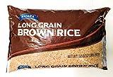 Pampa Long Grain Brown Rice 32oz Bag
