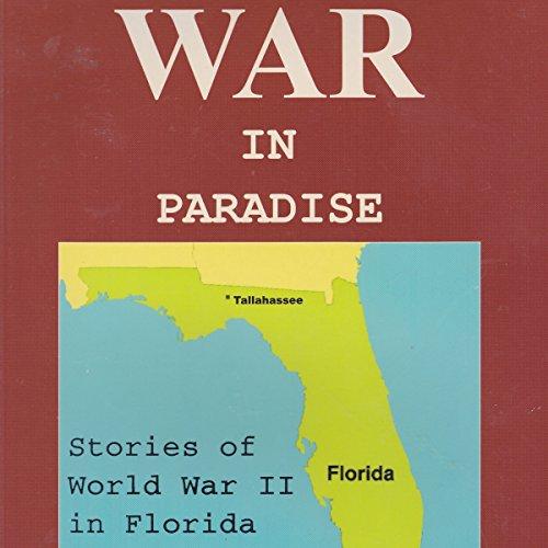 War in Paradise audiobook cover art