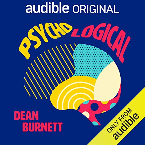 Psycho-logical audiobook cover art