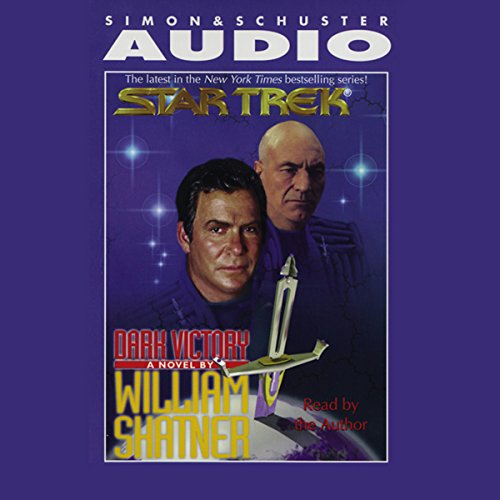 Star Trek: Dark Victory (Adapted) audiobook cover art