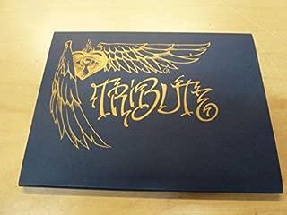 Tribute (to Rick Griffin): A Portfolio of Postcards