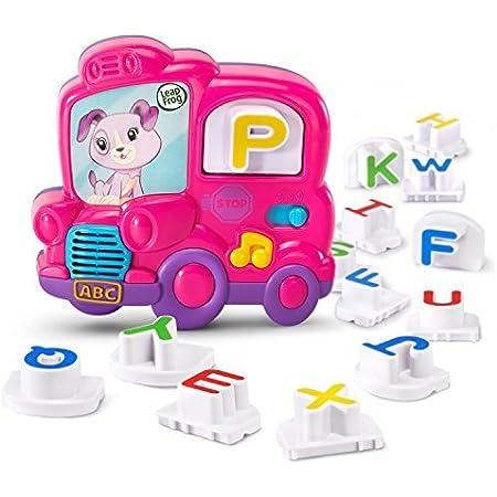LeapFrog Fridge Phonics Magnetic Letter Set - Online Exclusive Pink [並行輸入品]