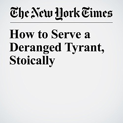 How to Serve a Deranged Tyrant, Stoically audiobook cover art