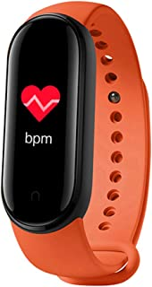 Foshan Cgration M5 Sport Fitness Tracker Smartband Pulsera Inteligente Presión Arterial Monitor de Frecuencia Cardíaca Smart Band Pulsera Hombres Mujeres