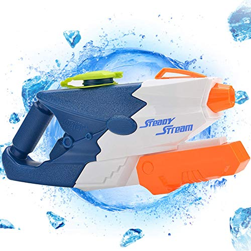OMIGAO Water Guns for Kids, Largr Pool Toys, Water Blaster High Capacity Water Guns Blaster Squirt Summer Water Games, Swimming Pool Beach Sand Water Fighting Toy