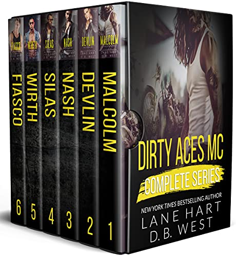 Dirty Aces MC Complete Series