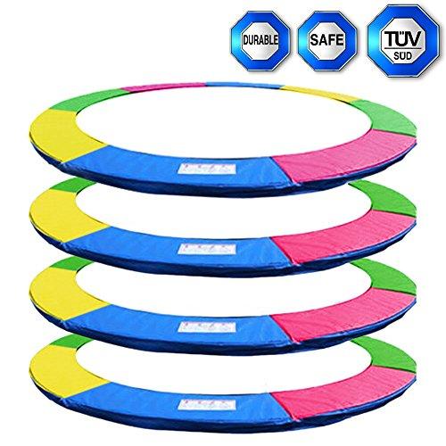 ULTRAPOWER SPORTS Coussin de Protection pour Trampoline Rond de destiné au Remplacement - Couleur 245cm 6barres