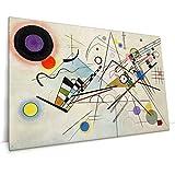 CanvasArts Komposition VIII 8 Wassily Kandinsky - Poster