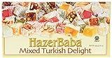 SweetGourmet Hazer Baba Mixed Turkish Delight, 16oz