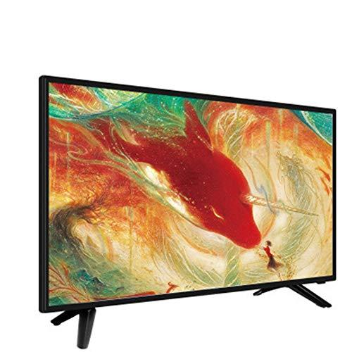JCOCO 4k TV, HDTV Android TV con Soporte, HDMI, USB, WiFi, Sonido Dolby, Altavoz De Rango Completo Smart TV De Bisel Delgado